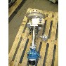 "Samson 2 "" Dia Glass Lined Vessel Valve"