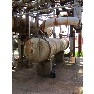 2852 Sq Ft Advanced Process Systems Inc. Stainless Steel Shell & Tube Heat Exchanger