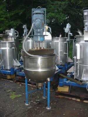 Used Homogenizing Mixers for Sale | Homogenizer Mixers