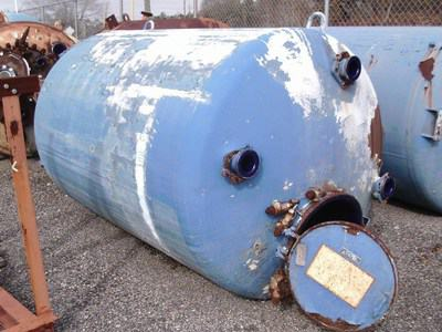 Buy and Sell Used Glass Lined Tanks at Phoenix Equipment