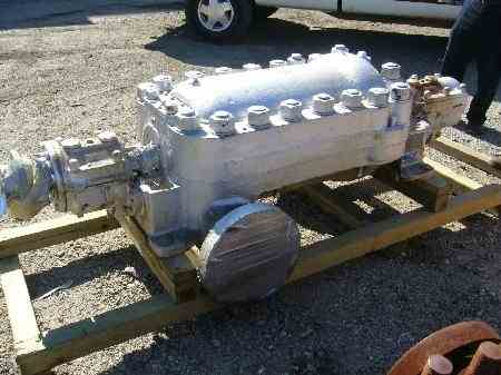 1000 Gpm Ingersoll Rand Boiler Feed Pump