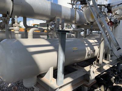 Buy and Sell Used Carbon Steel Horizontal Pressure Vessels