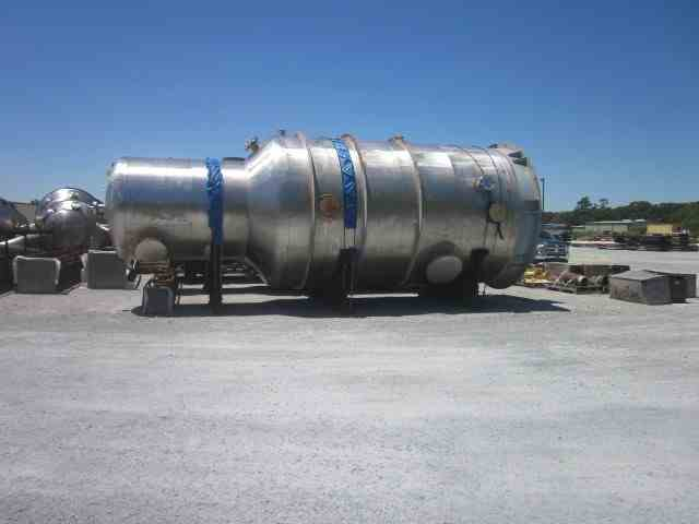 14000 Gal Praj Industries SS Stainless Steel Pressure Vessel