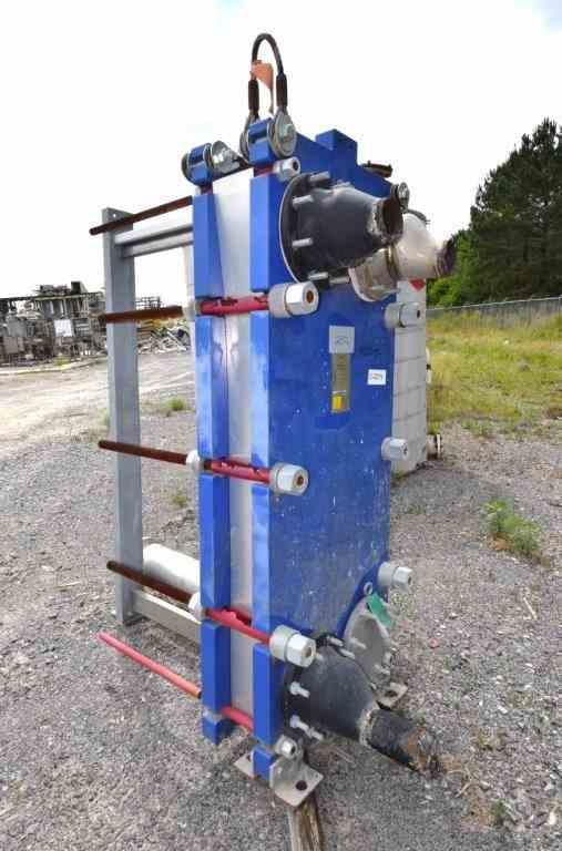 Stainless Steel Plate Heat Exchangers for Sale | Phoenix Equipment