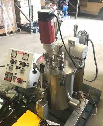 Used Homogenizing Mixers for Sale | Homogenizer Mixers | Phoenix