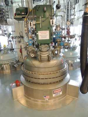 300 Gal Precision Stainless  Inc Hastelloy Reactor