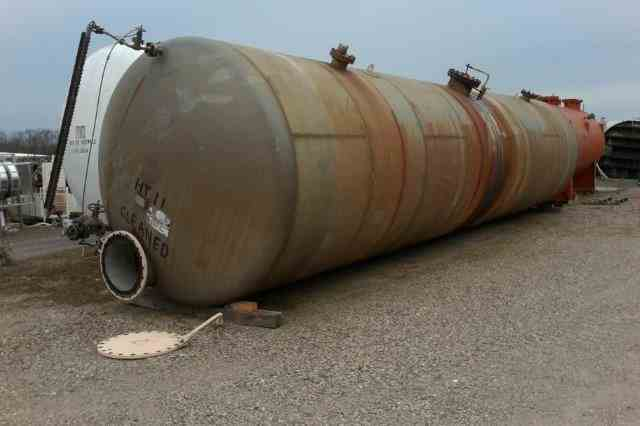Buy and Sell Used Stainless Steel Pressure Vessels at