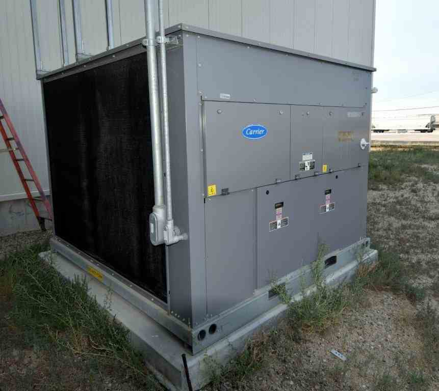 Trane Fluid Coolers : Buy and sell used chillers at phoenix equipment