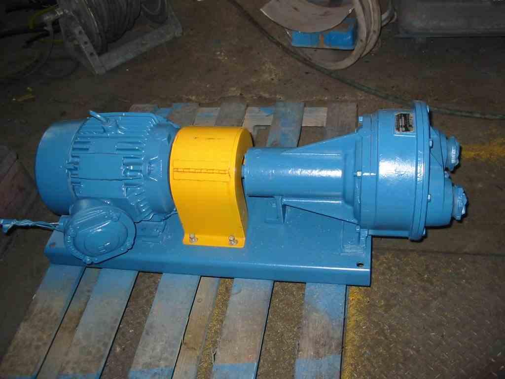 Buy And Sell Used Vacuum Pumps At Phoenix Equipment Pump Diagram 5 Hp Nash Ahf 80