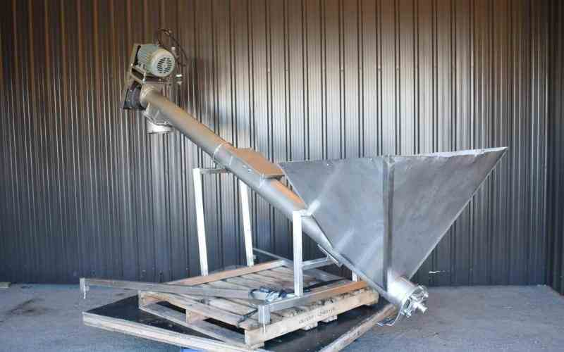 Buy and Sell Used Conveyors at Phoenix Equipment