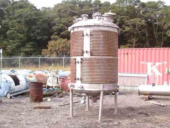 Tractor Water Lift : Buy and sell used stainless steel pressure vessels at
