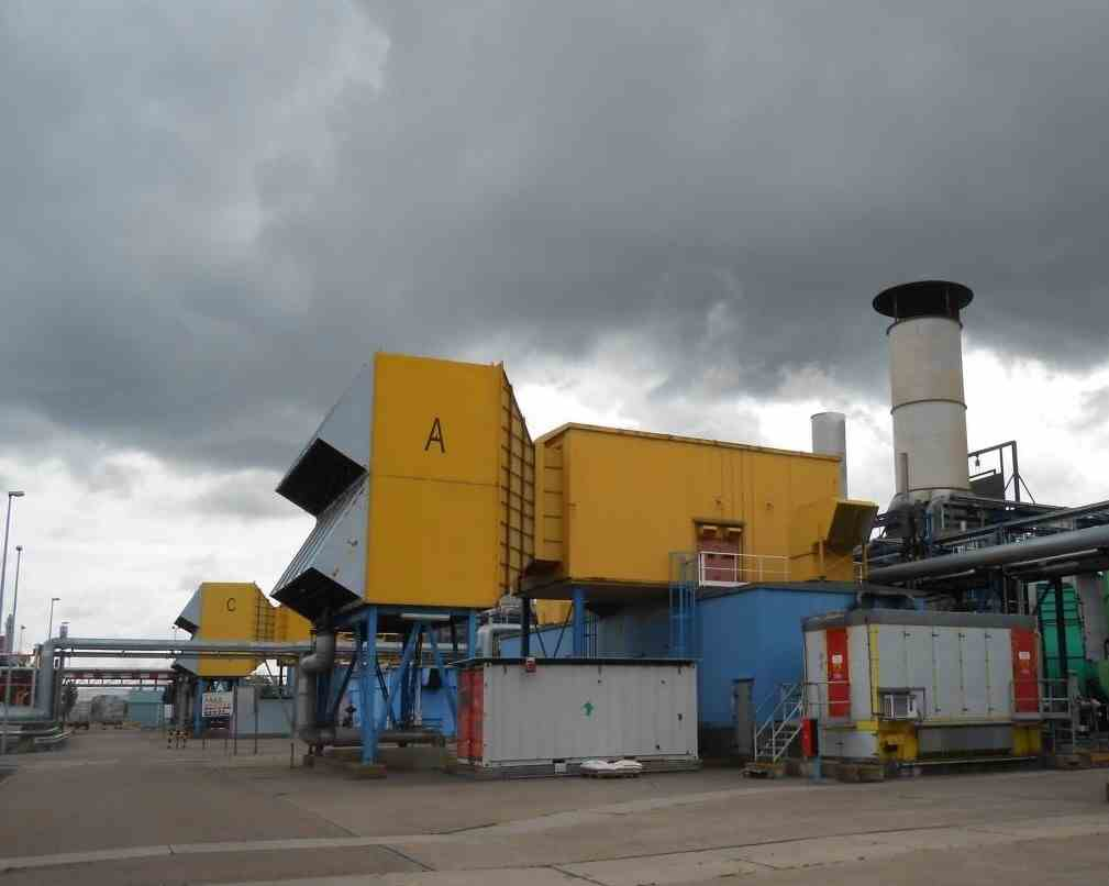 Buy and Sell Used Power Generation Plants & Equipment at