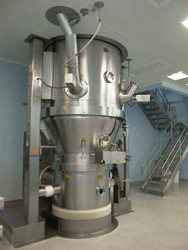 Buy And Sell Used Fluid Bed Batch Dryers At Phoenix Equipment