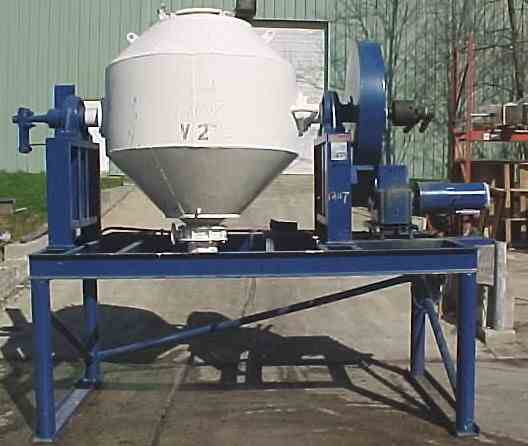Double Cones Dryers Tumblers ~ Buy and sell used double cone conoform vacuum dryers at