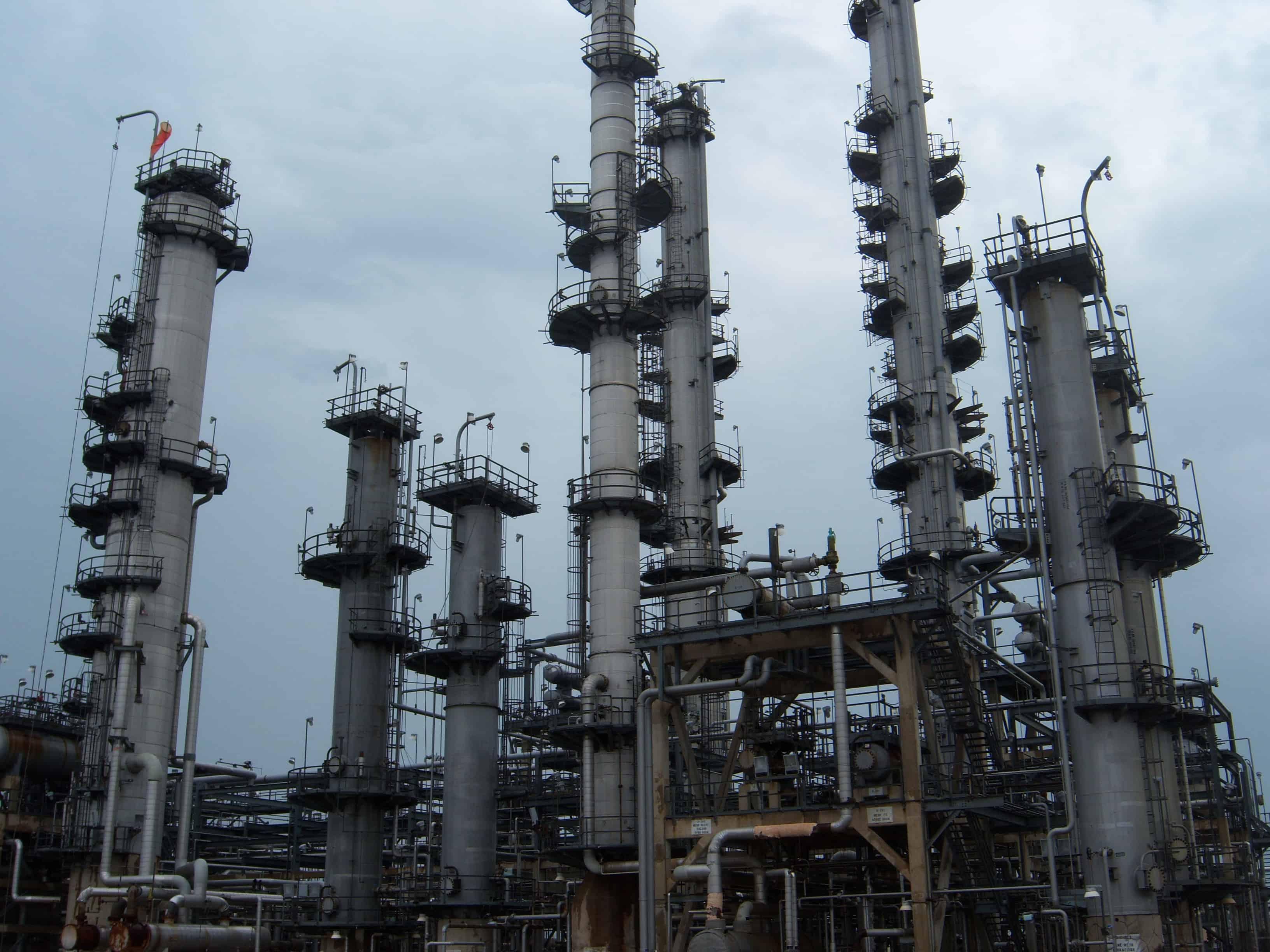 2,400 BPD Methyl Tertiary Butyl Ether (MTBE) Plant for Sale at Phoenix  Equipment