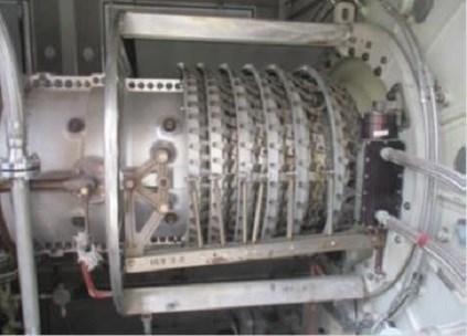 11400 Kw Solar Mars 100 Gas Turbine Generator For Sale At