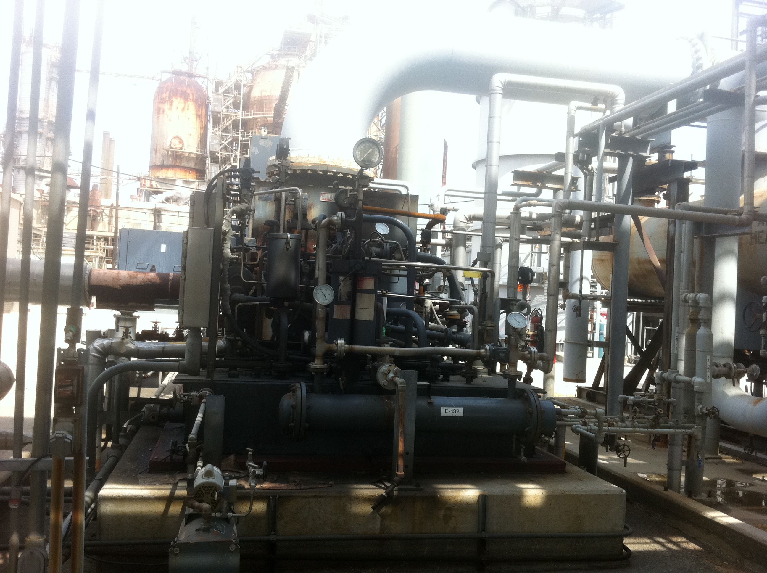 3 1 MW Murray Steam Turbine Generator for Sale at Phoenix
