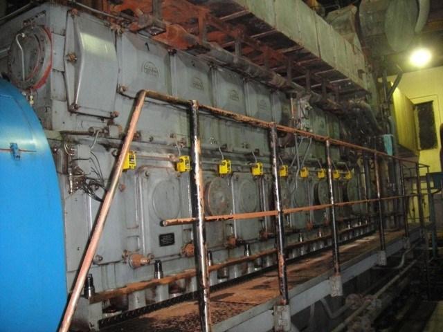 Heavy Fuel Oil Power Plant 3 4mw