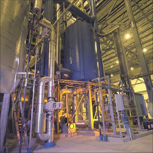 3 Tph Biomass Pyrolysis Plant For Sale At Phoenix