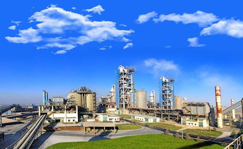 Huge Cement Plant : Tpy cement plant for sale at phoenix equipment