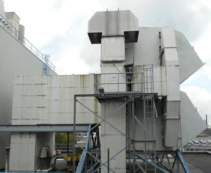 Used Cogeneration Plant with GE LM6000 Gas Turbine - 64 MW