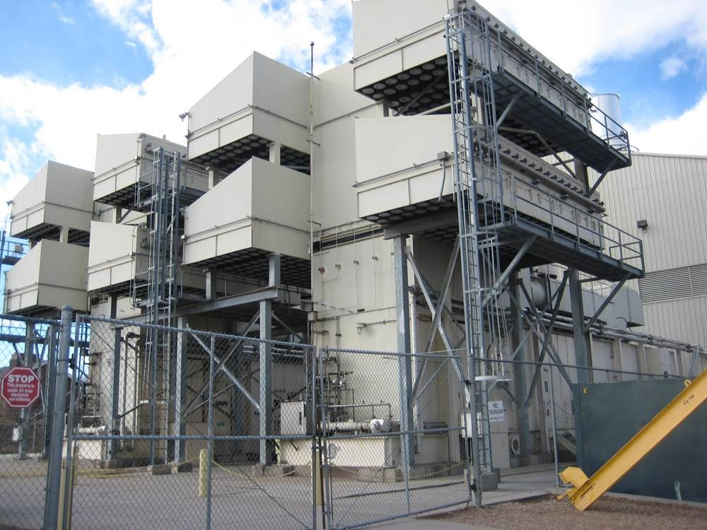 Diesel Generator For Sale >> Used Gas Turbine Generator (GE LM5000) - 72 MW for Sale at Phoenix Equipment