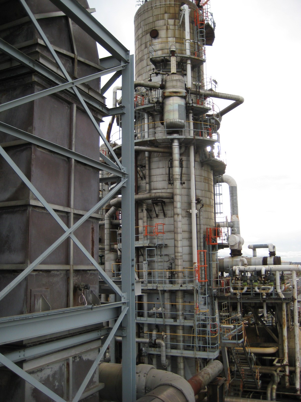 117,000 BPD Crude Oil Distillation Unit for Sale at Phoenix