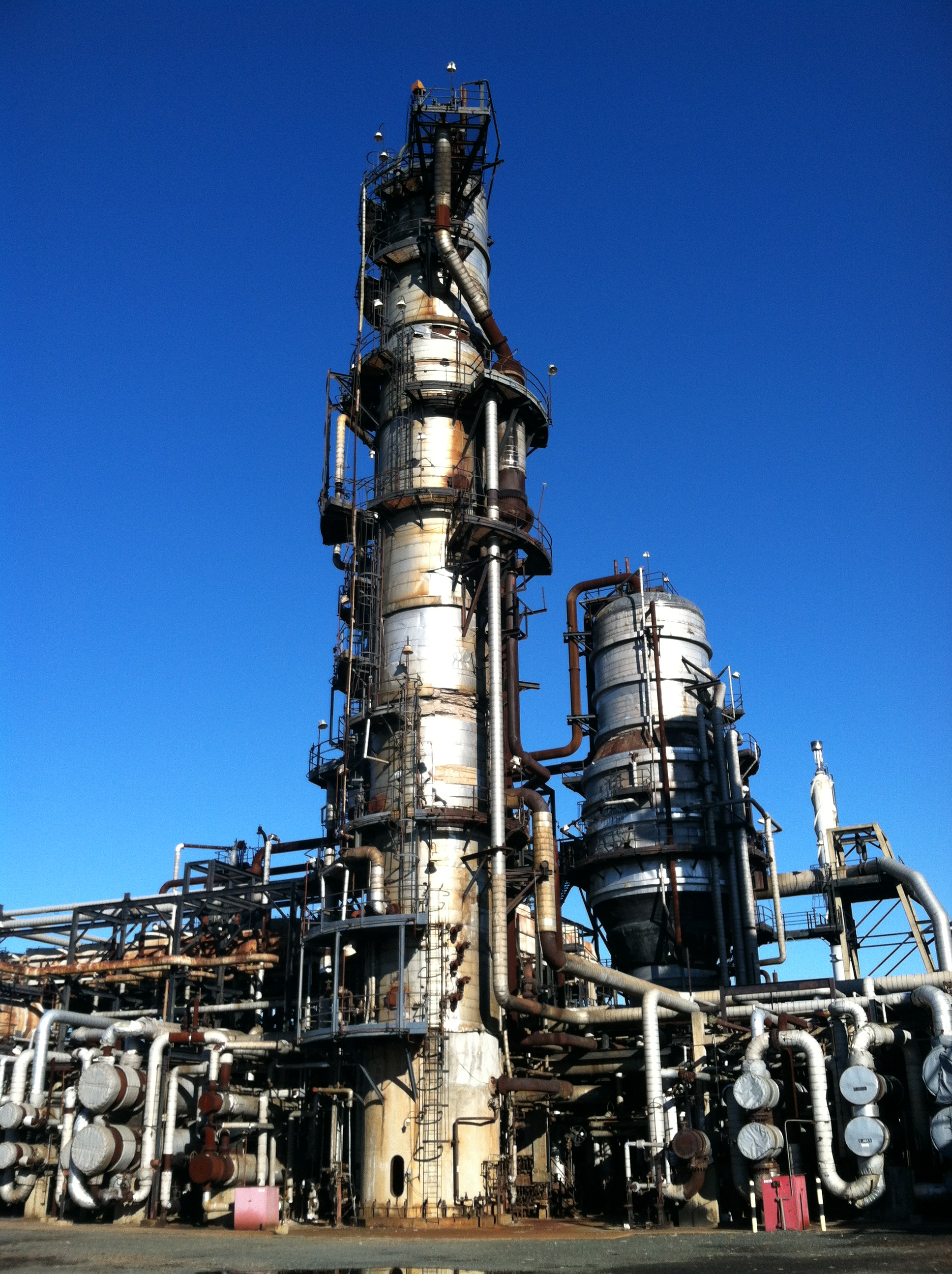 85,000 BPD Crude Oil Refining Unit (CRU) for Sale at Phoenix