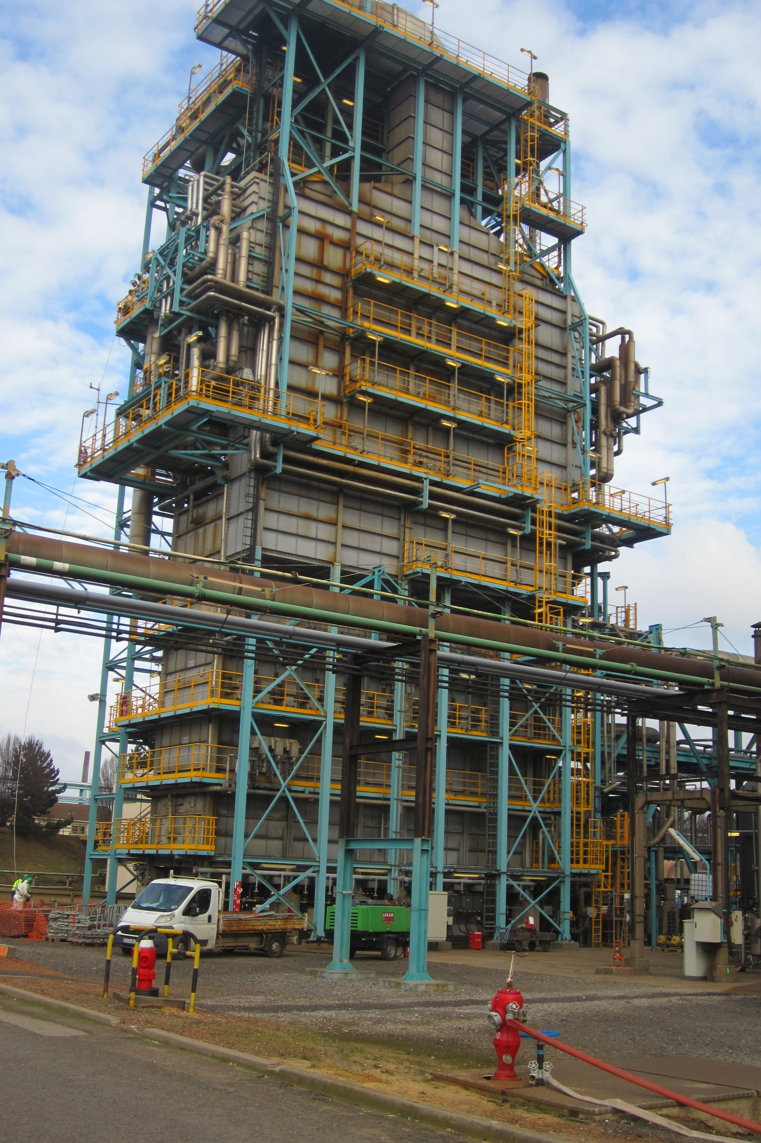 used ethylene plant for sale at phoenix equipment