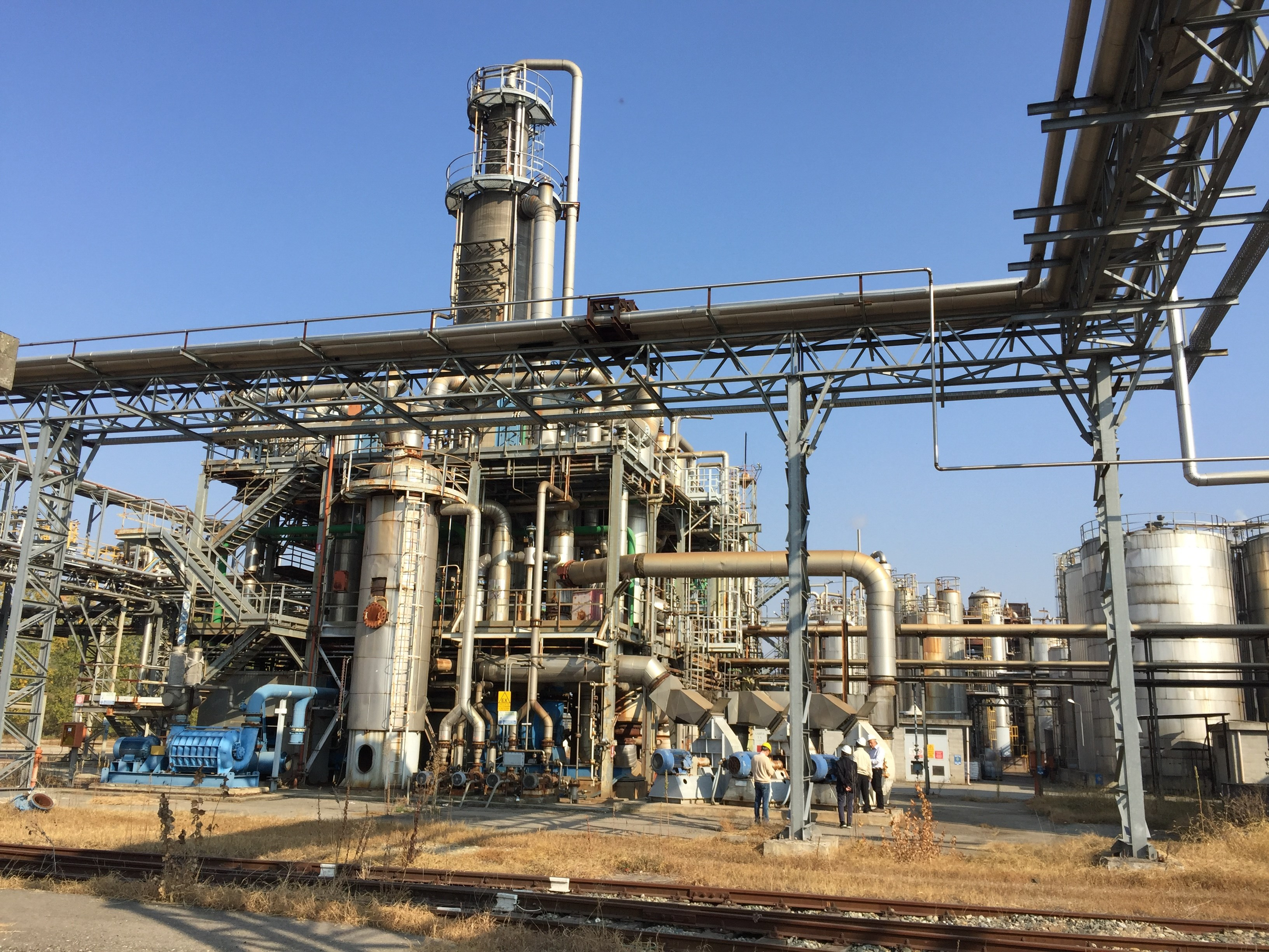 Used Chemical Process Plants