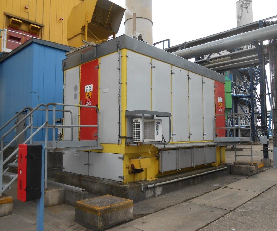 Natural Gas Used By Gas Turbine Plants