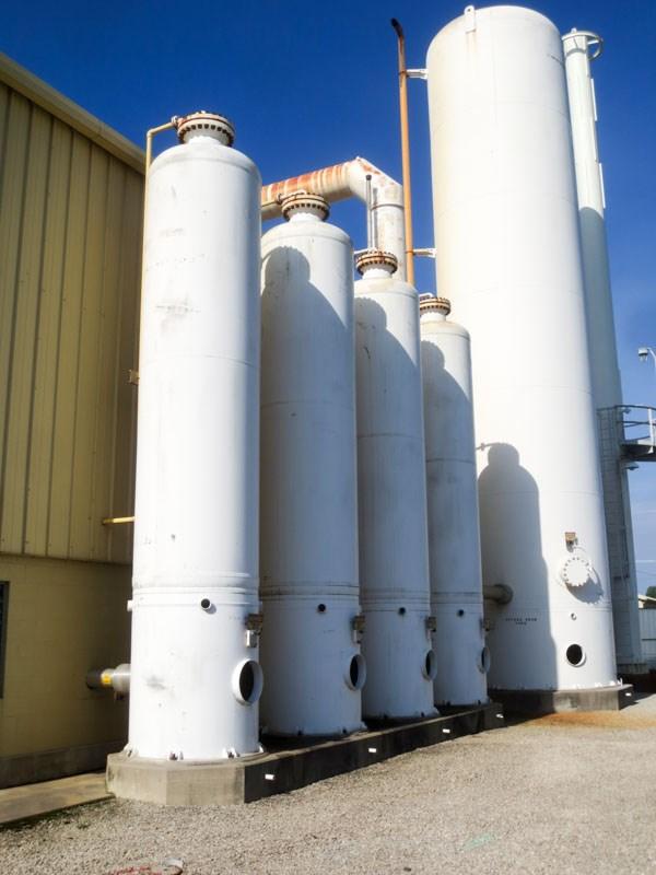 2,350 Nm3/hr Hydrogen Plant for Sale at Phoenix Equipment
