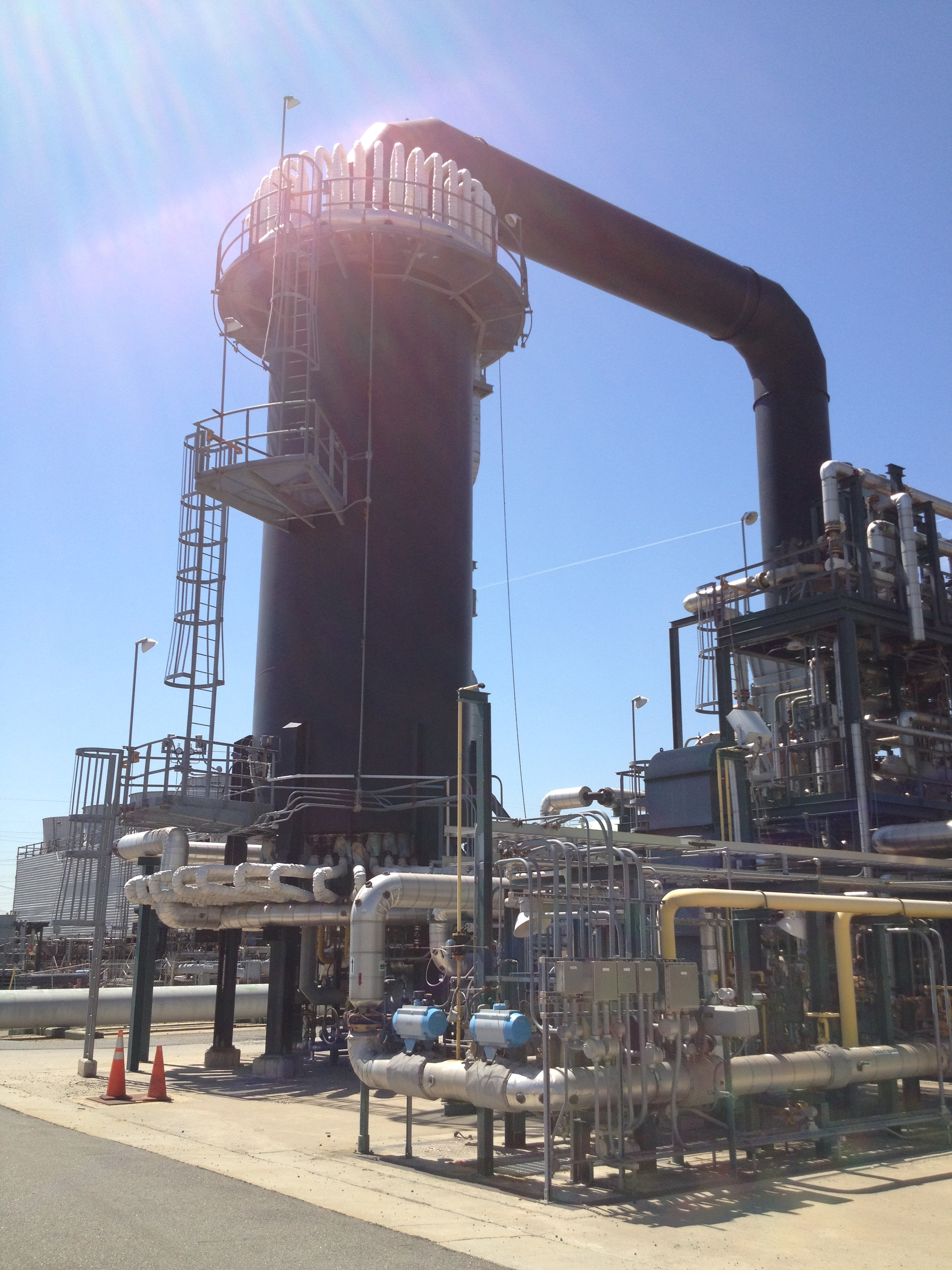 200,000 SCFH Hydrogen Plant for Sale at Phoenix Equipment