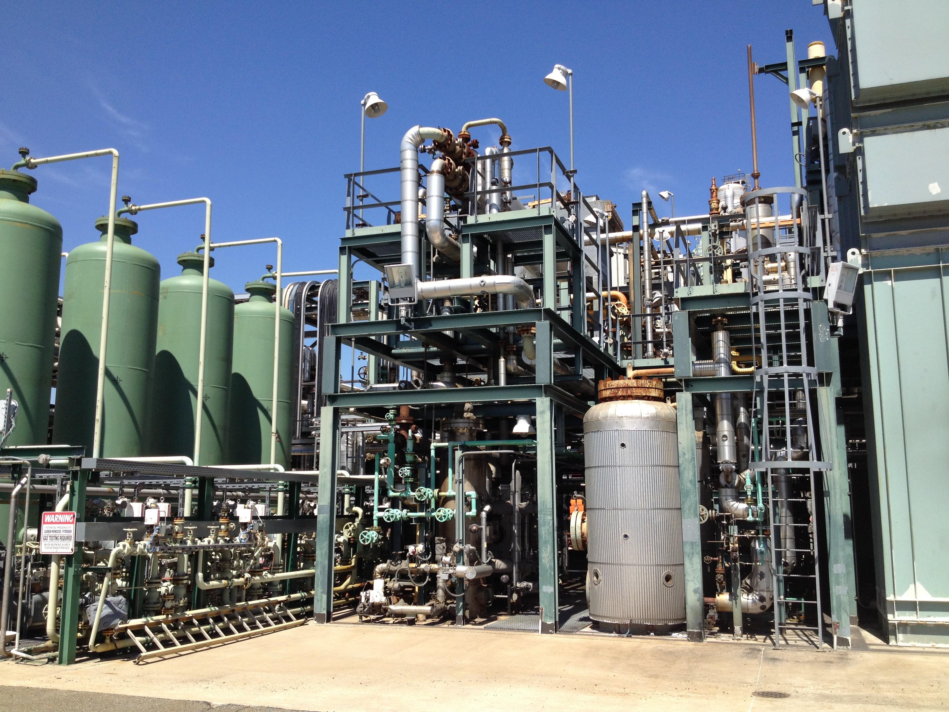 200 000 Scfh Hydrogen Plant For Sale At Phoenix Equipment