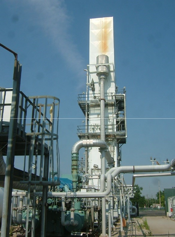 43 mmscfd amine plant for sale at phoenix equipment for Oxygen plant