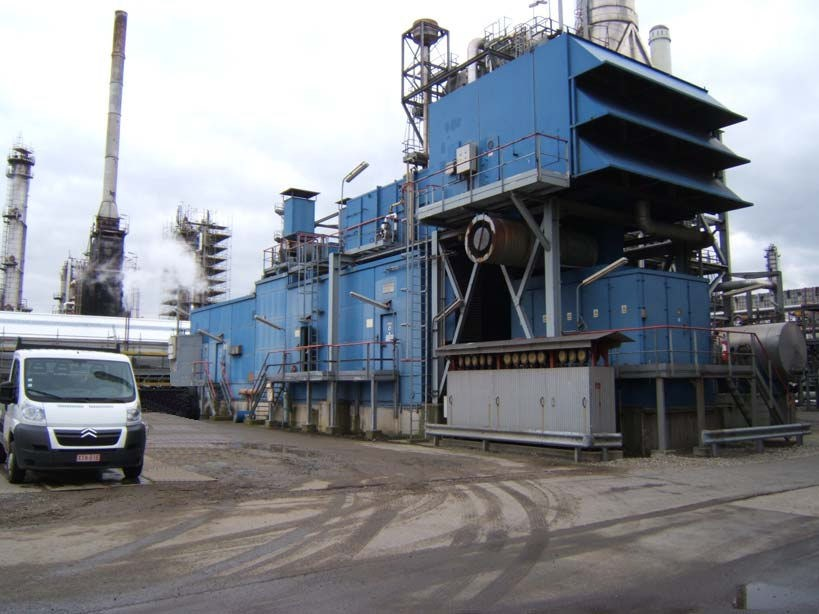40 MW Power Plant with GE Frame 6B Gas Turbine Generator for Sale ...