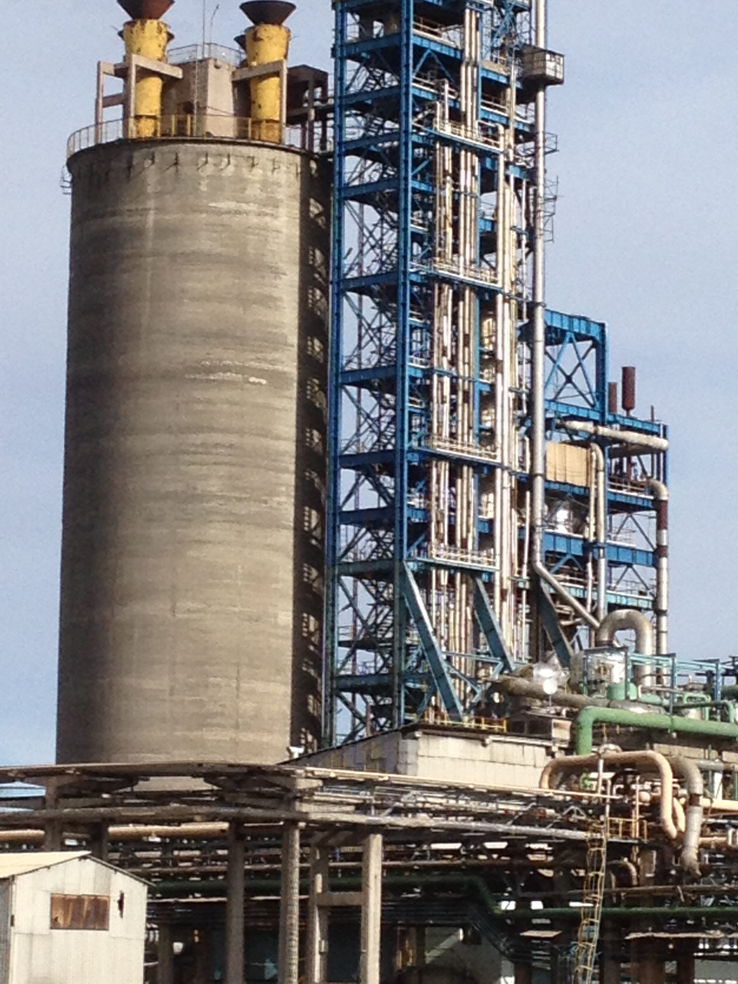 1 400 Tpd Urea Plant For Sale At Phoenix Equipment Used