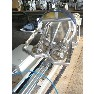 Ystral 120 Liter Stainless Steel Triple Motion Mixer
